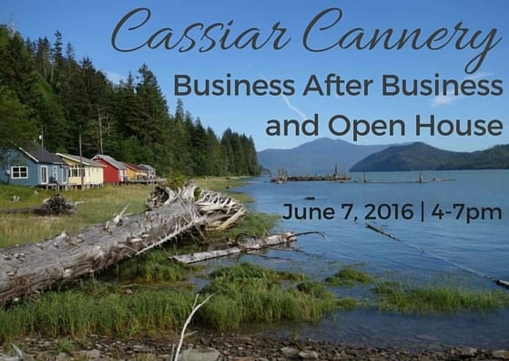 Cassiar Cannery Business After Business
