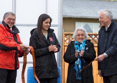 Gitxaala Nation Community Greenhouse and Kitchen
