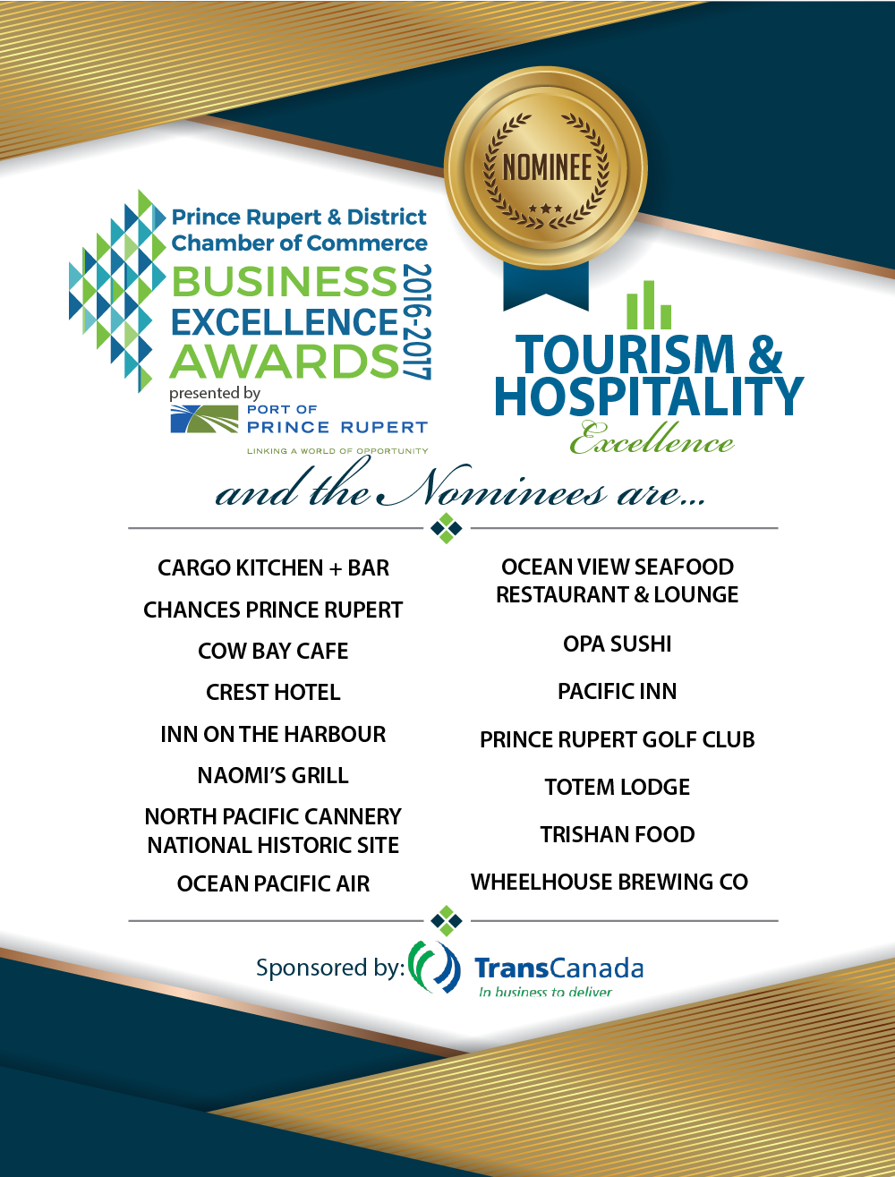 Tourism and Hospitality Excellence