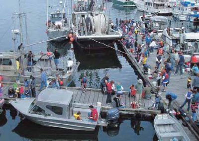 Seafest Waterfront Excitement