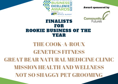 Rookie Business of the Year