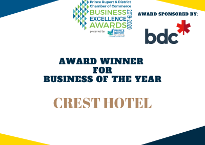 Business of the Year Award Winner