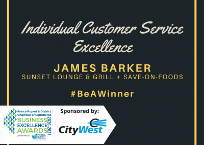 Individual Customer Service Excellence