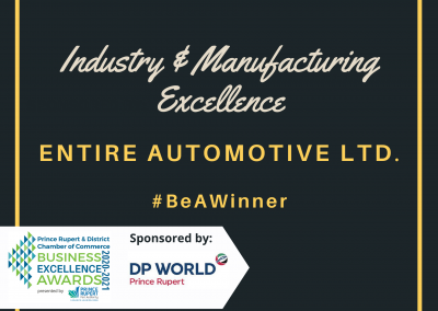 Industry & Manufacturing Excellence