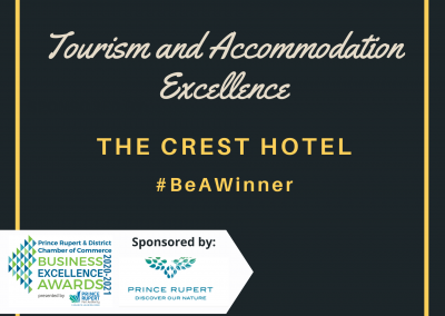 Tourism and Accommodation Excellence